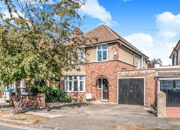 Thumbnail 3 bed detached house for sale in Kingsbrook Road, Bedford, Bedfordshire