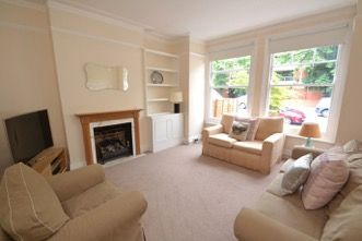 Thumbnail 2 bed flat to rent in Prince Of Wales Drive, Battersea Park