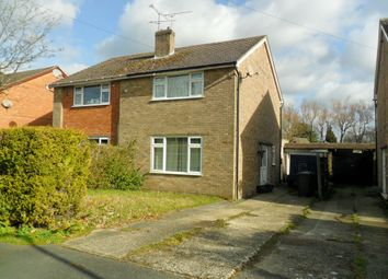 Thumbnail 3 bed semi-detached house for sale in Horseshoe Crescent, Bordon