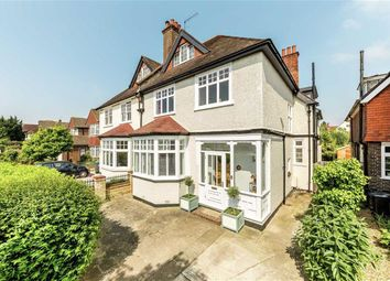 Thumbnail 5 bed semi-detached house to rent in Ditton Road, Surbiton