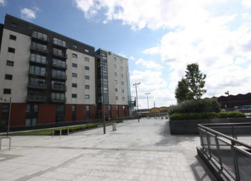 Thumbnail 3 bed flat to rent in 11 Meadowside Quay Square, Glasgow
