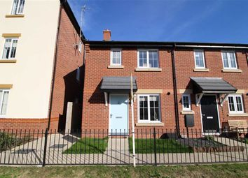 Thumbnail 3 bed end terrace house for sale in Henry Littler Way, Whittingham, Preston