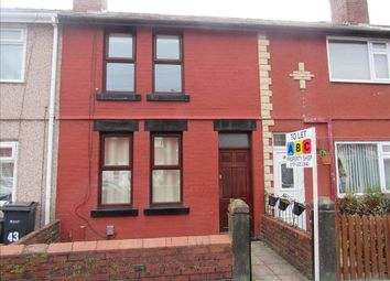 Thumbnail 3 bed terraced house to rent in Highfield Road, Ellesmere Port