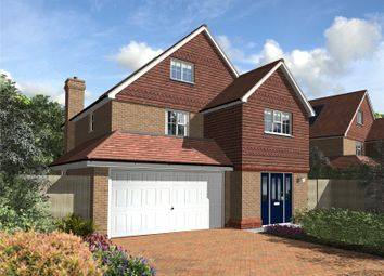 Thumbnail 5 bed detached house for sale in The Crescent, Bradenhurst Close, Caterham, Surrey