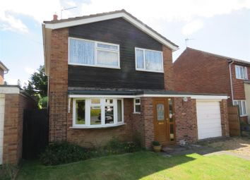 Thumbnail 4 bed detached house for sale in Frogs Hall, Bluntisham, Huntingdon