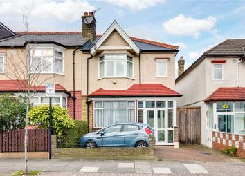 Thumbnail 3 bed end terrace house for sale in Avoca Road, London