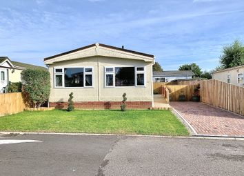 Thumbnail 2 bed property for sale in Grange Park Mobile Homes, Shamblehurst Lane South, Hedge End