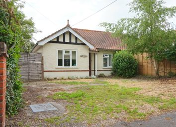Thumbnail 3 bed semi-detached bungalow for sale in Woodgates Road, East Bergholt, Colchester, Suffolk