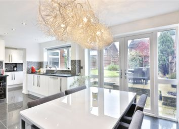Thumbnail 4 bed semi-detached house for sale in Newhouse Close, Wardle, Rochdale, Greater Manchester