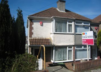 Thumbnail 2 bed property to rent in Cardinal Avenue, St Budeaux, Plymouth