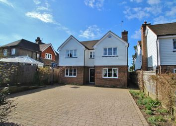 Thumbnail 4 bed detached house for sale in Mount Pleasant, Wadhurst