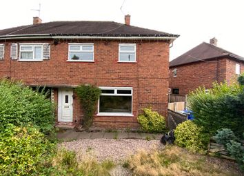 3 bed semi-detached house for sale in Winchester Avenue, Bentilee, Stoke-On-Trent, Staffordshire ST2