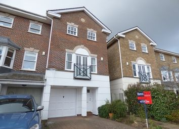 Thumbnail 3 bed property to rent in Hayward Road, Thames Ditton