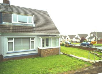 Thumbnail 3 bed bungalow for sale in Chantal Avenue, Penyfai, Bridgend