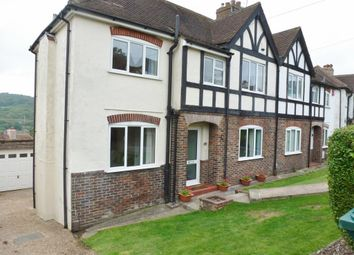 Thumbnail 4 bed detached house to rent in Nyetimber Hill, Brighton