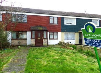 Thumbnail 3 bed terraced house for sale in Cheltenham Drive, Hodge Hill, Birmingham