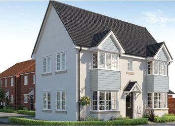 Thumbnail 3 bed detached house for sale in Manor House Park, The Great Ouse Way, Biddenham