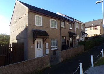 Thumbnail 2 bed end terrace house for sale in Woolwell, Plymouth, Devon