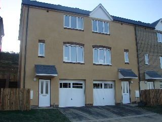 Thumbnail 3 bed terraced house to rent in 17 Blueberry Way, Scarborough