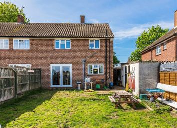 Thumbnail 2 bedroom end terrace house for sale in Arnhem Drive, New Addington, Croydon