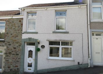 Thumbnail 3 bed terraced house for sale in Pleasant Street, Morriston, Swansea.