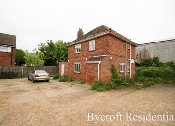 Thumbnail 3 bed detached house for sale in Southtown Road, Great Yarmouth