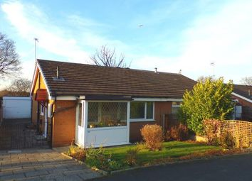 Thumbnail 2 bed bungalow for sale in Kingfisher Road, Offerton, Stockport, Cheshire