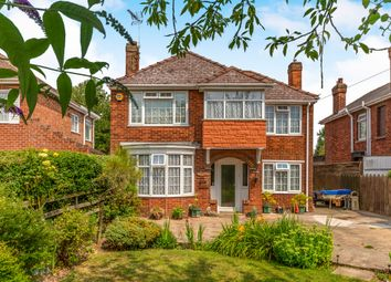 Thumbnail 4 bedroom detached house for sale in Spalding Road, Pinchbeck, Spalding