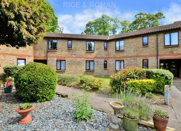 Thumbnail 2 bed flat for sale in Talbot Lodge, West End Lane, Esher