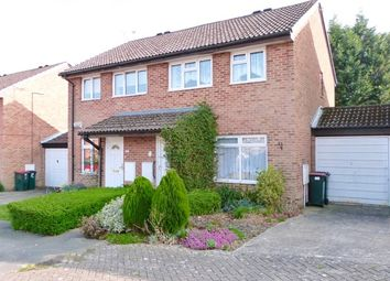 Thumbnail 3 bed terraced house to rent in Horseshoe Close, Pound Hill