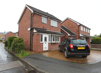Thumbnail 3 bed detached house for sale in Clarendon Road, Irlam, Manchester