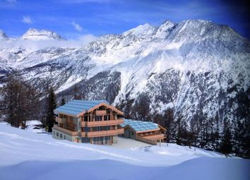 Thumbnail 4 bed maisonette for sale in Saas Fee, The Hohnegg Lodge, Valais, Switzerland