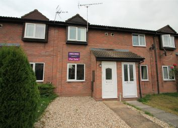 Thumbnail 2 bed terraced house for sale in Attlee Close, Hereford