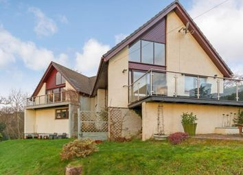 Thumbnail 5 bed detached house for sale in Castlepark Drive, Fairlie, Largs, North Ayrshire