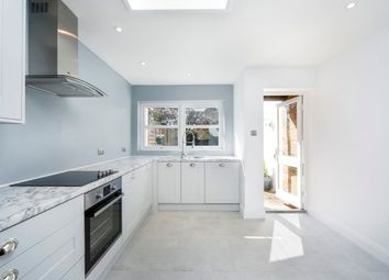 Thumbnail 2 bed terraced house to rent in New Road, Weybridge