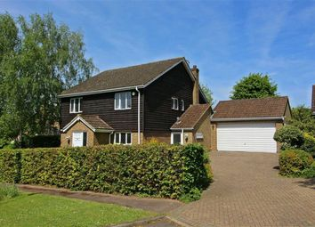 Thumbnail 4 bed detached house for sale in Jenning Wood, Oaklands, Welwyn