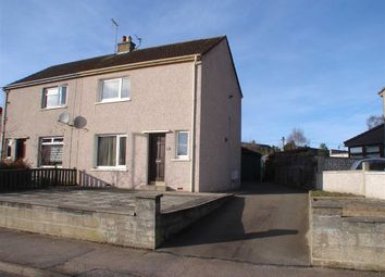 Thumbnail 2 bed semi-detached house for sale in Anderson Crescent, Elgin, Moray