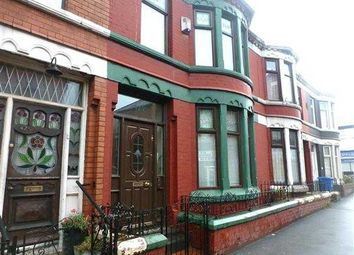 Thumbnail 3 bed terraced house to rent in Prescot Road, Old Swan, Liverpool