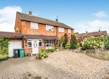 Thumbnail 3 bedroom semi-detached house for sale in Linden Lea, Leavesden, Watford