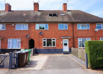 Thumbnail 5 bed terraced house for sale in Beckley Road, Nottingham