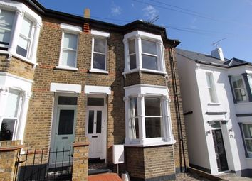 Thumbnail 1 bed flat to rent in Seaview Road, Leigh-On-Sea, Essex
