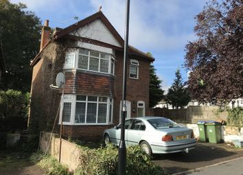 Thumbnail 3 bed detached house to rent in Dale Road, Shirley, Southampton