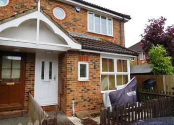 Thumbnail 3 bed end terrace house to rent in St. Richards Mews, Broomdashers Road, Crawley
