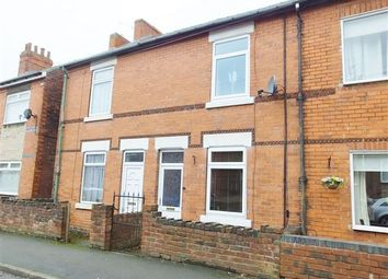 Thumbnail 2 bed terraced house for sale in Wesley Road, Kiveton, Sheffield