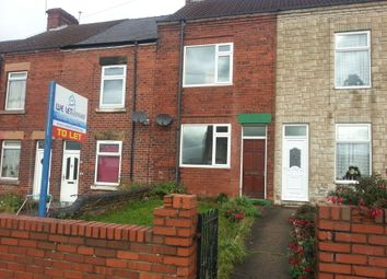 Thumbnail 3 bed terraced house to rent in Oldgate Lane, Thrybergh, Rotherham