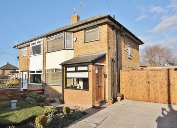 Thumbnail 3 bed semi-detached house for sale in Ballard Road, Newton, Wirral