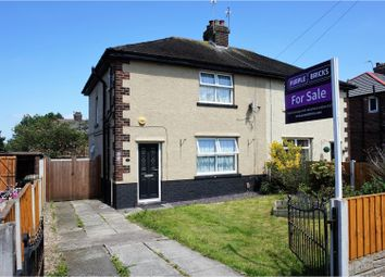 Thumbnail 3 bed semi-detached house for sale in Gibbons Avenue, St. Helens