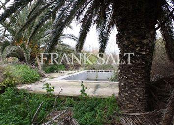 Thumbnail 3 bed farmhouse for sale in 110180, Gharb, Malta