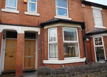 Thumbnail 4 bed terraced house to rent in Kimbolton Avenue, Lenton