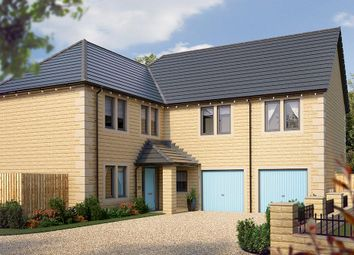 "Thumbnail 5 bed detached house for sale in ""The Fordham"" at Wharfedale Avenue, Menston, Ilkley"
